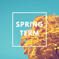 Spring Term Classes