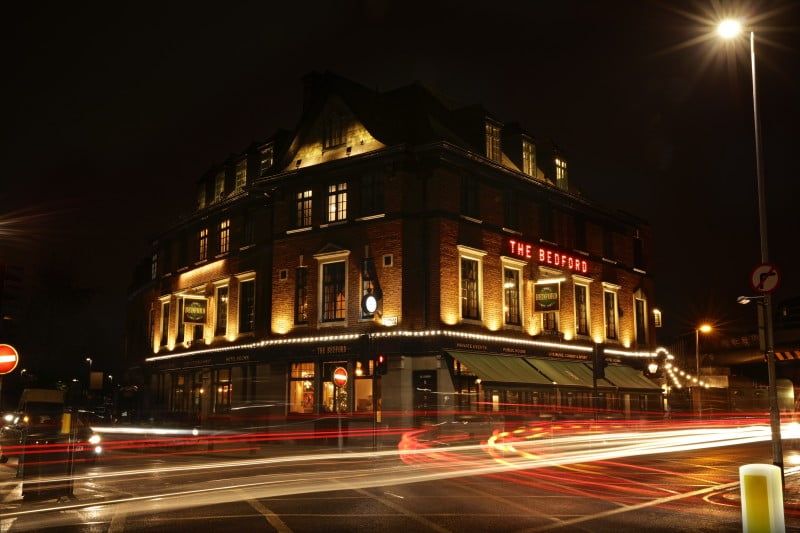 The Bedford - exterior (night) (1)